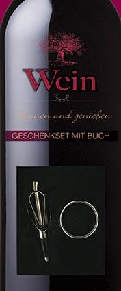 Wein: Ein Guide zu Wein aus aller Welt. Geschenkset mit Buch - Parragon