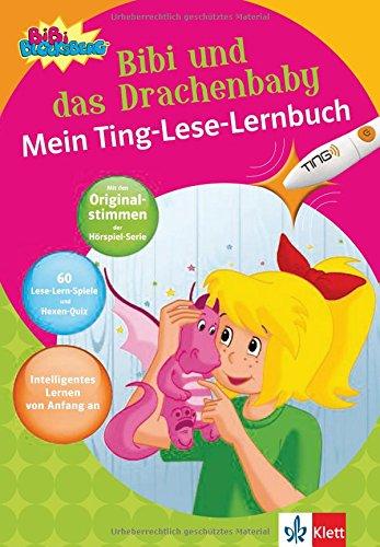 Bibi und das Drachenbaby: Mein Ting-Lese-Lernbu...