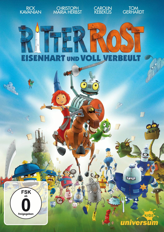 Ritter Rost - Eisenhart und voll verbeult - Jörg Hilbert