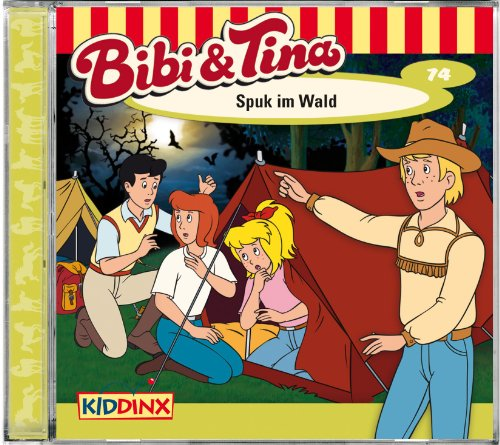 Bibi und Tina - Folge 74: Spuk im Wald
