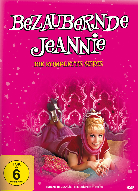 Bezaubernde Jeannie - Die komplette Serie [20 DVDs]