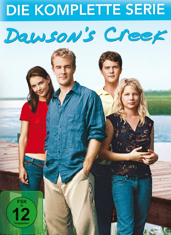 Dawson´s Creek - Die komplette Serie [34 DVDs]
