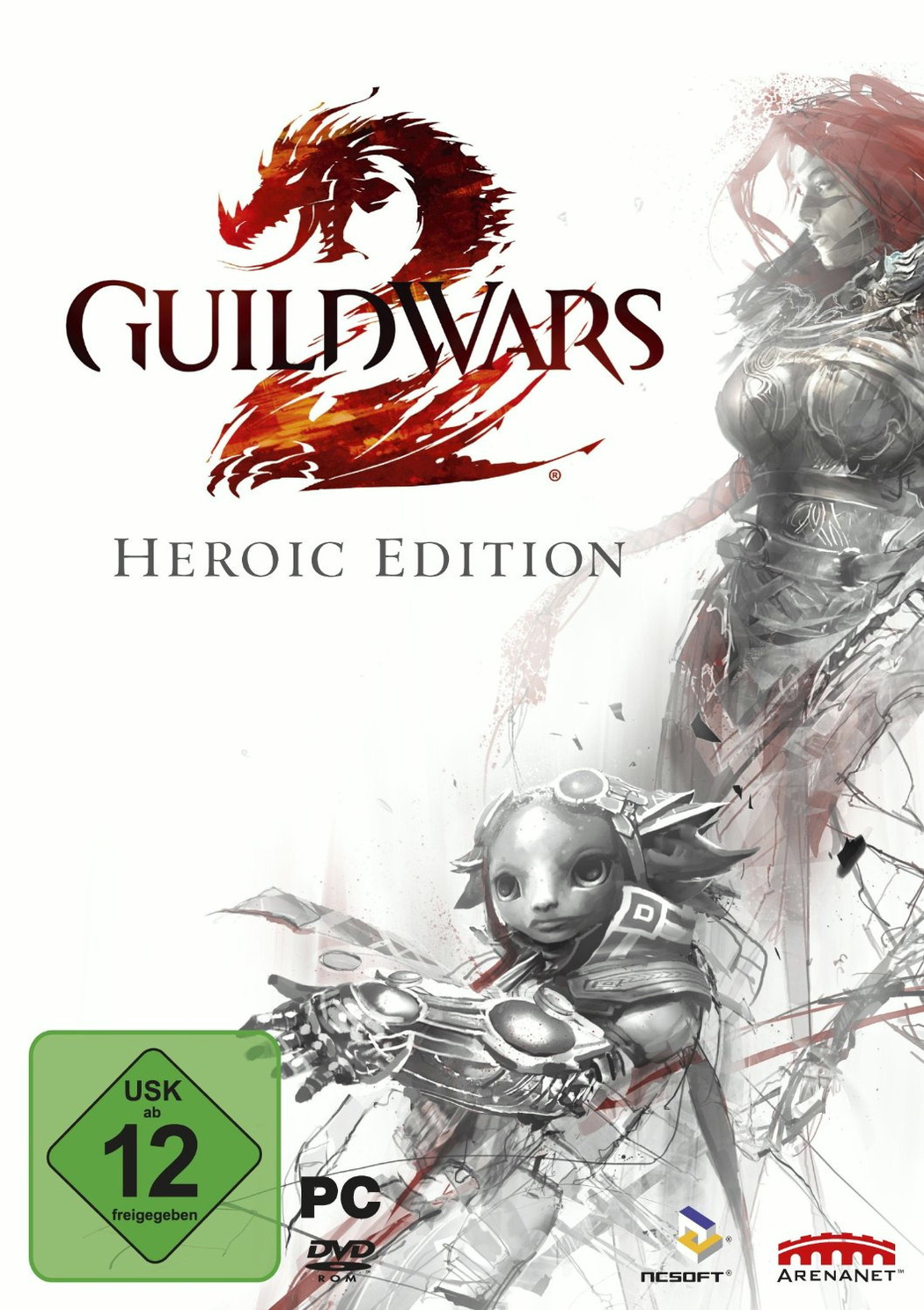 Guild Wars 2 [Heroic Edition]