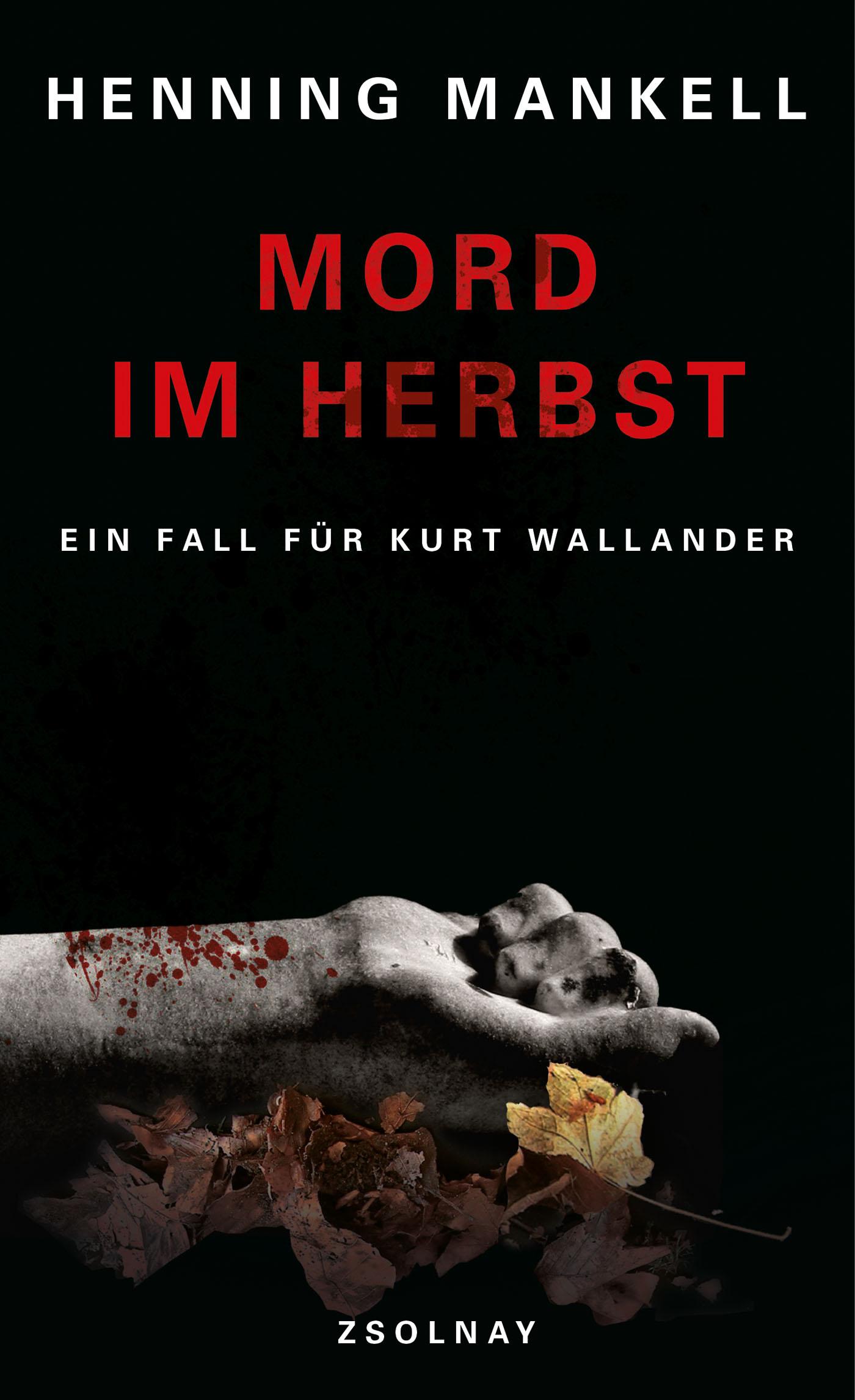 Mord im Herbst - Henning Mankell
