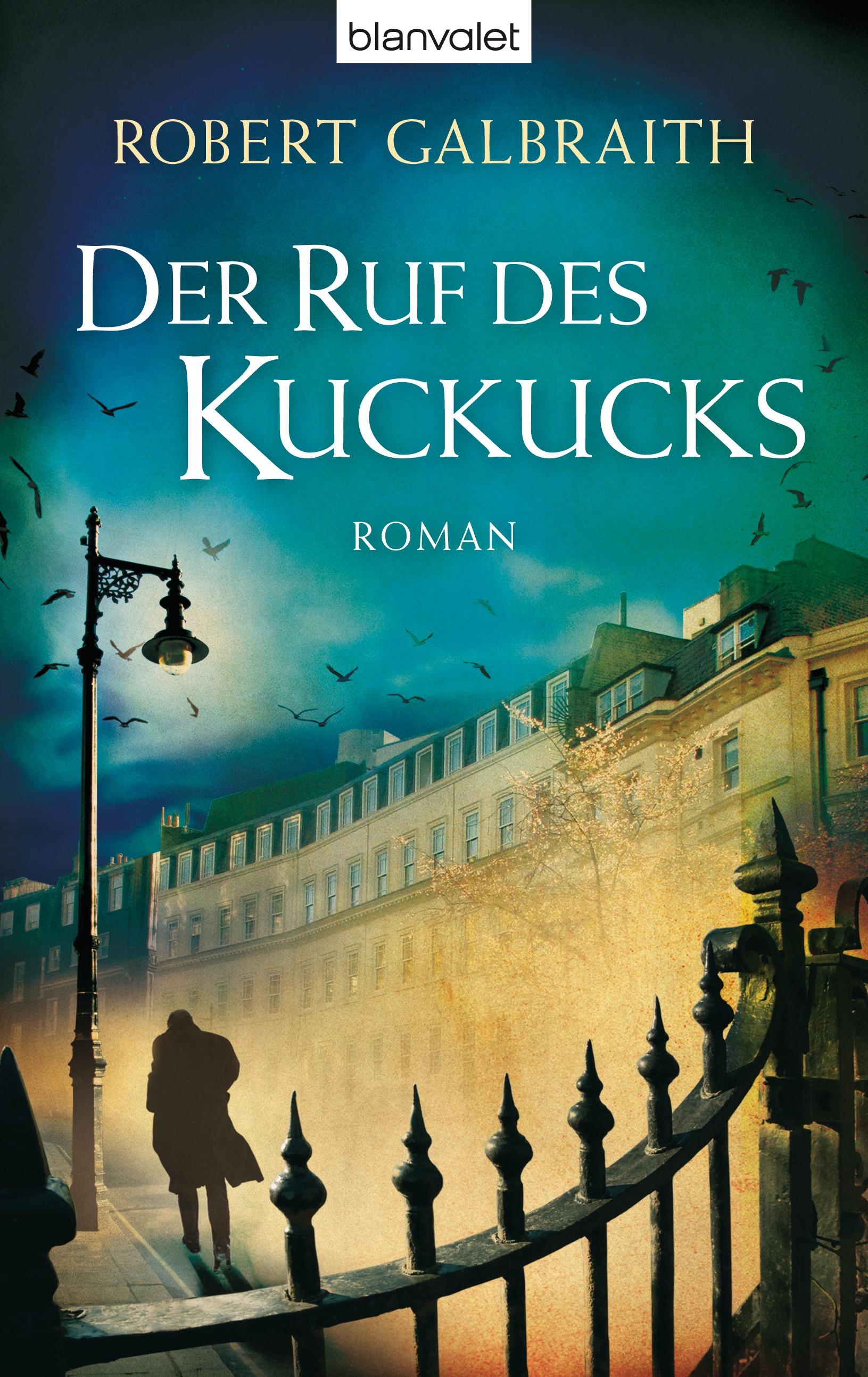 Der Ruf des Kuckucks - Robert Galbraith