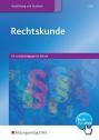 Rechtskunde für sozialpädagogische Berufe - Erhard Doll [Broschiert, inkl. CD-Rom, 4. Auflage 2006]