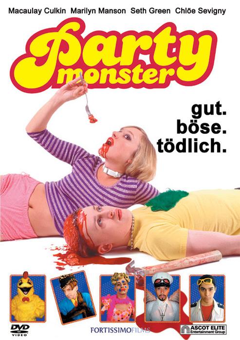 Party Monster - gut, böse, tödlich