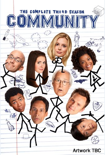 Community - Season 03 [UK Import, 3 DVDs]