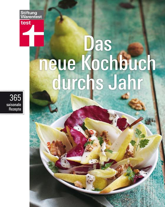 Das neue Kochbuch durchs Jahr: 365 saisonale Re...
