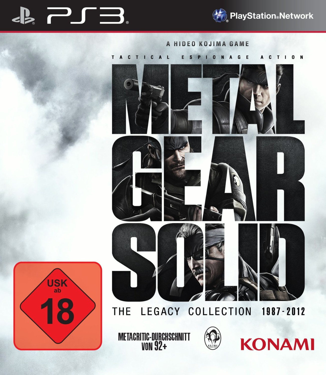 Metal Gear Solid: The Legacy Collection - 1987-...