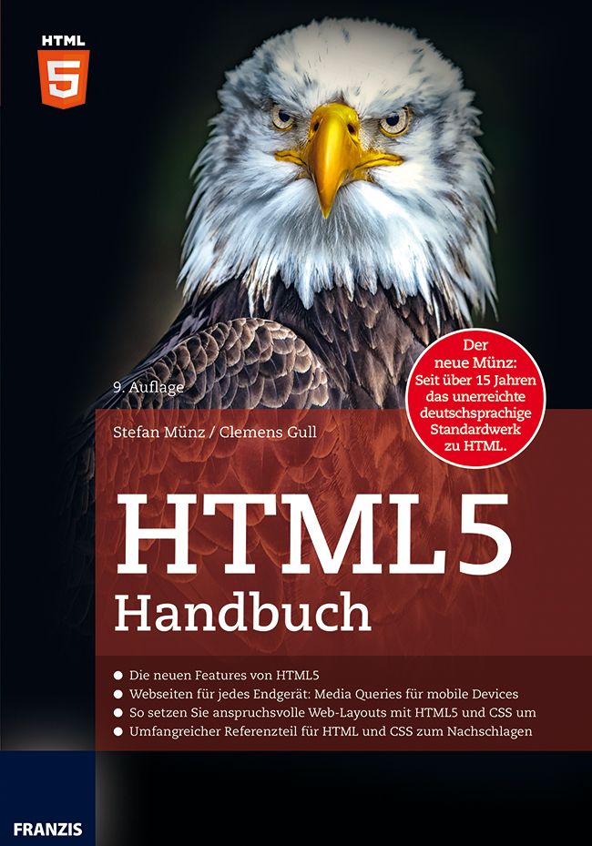 HTML5 Handbuch - Clemens Gull