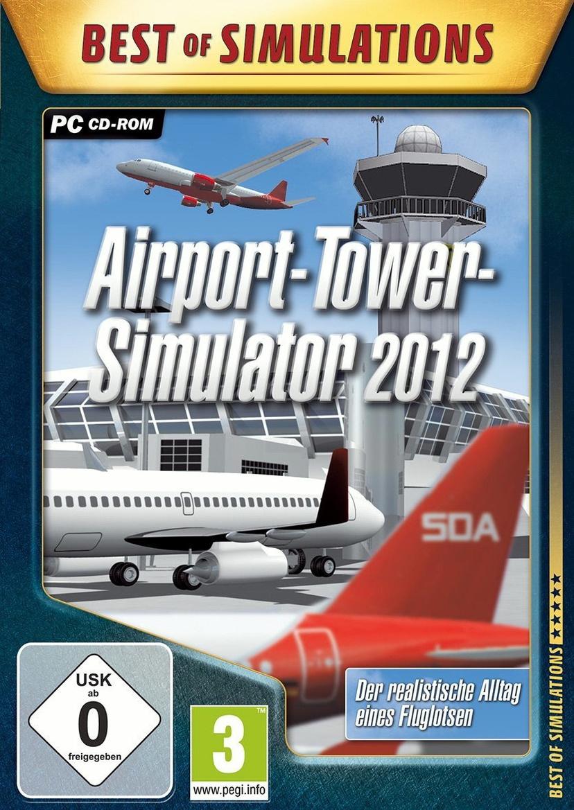 Best of Simulations: Airport-Tower-Simulator 2012