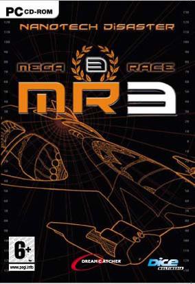 Megarace 3 - Nanotech Disaster