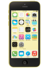 apple iphone 5c 32gb gelb gebraucht kaufen 0885909804153. Black Bedroom Furniture Sets. Home Design Ideas