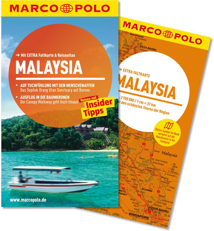 MARCO POLO Reiseführer Malaysia - Loose, Mischa