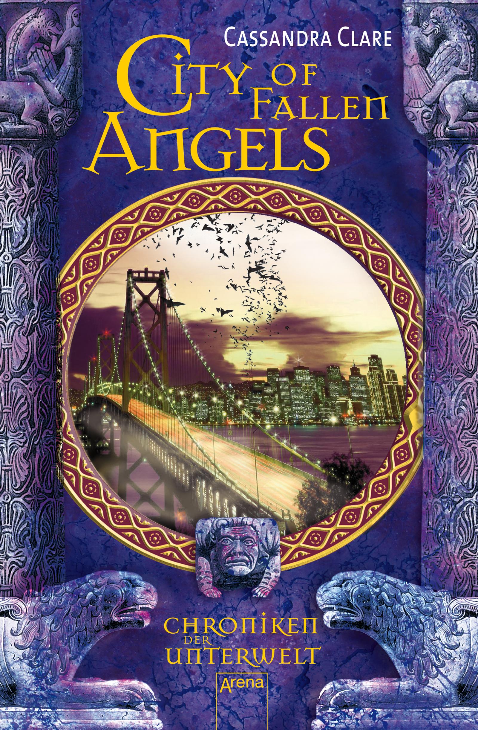 City of Fallen Angels - Band 4: Chroniken der Unterwelt - Cassandra Clare