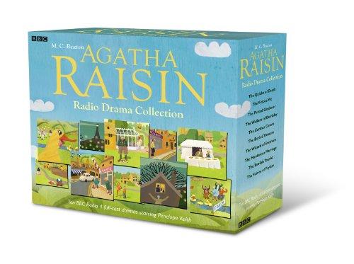 The Agatha Raisin BBC Radio Drama Collection - M. C. Beaton [10 Audio CDs]