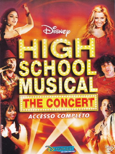 High school musical - The concert - Accesso com...