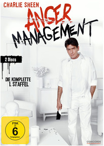 Anger Management - Die komplette 1. Staffel [2 DVDs]