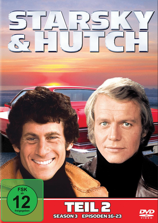 Starsky & Hutch - Season 3, Vol.2 [2 DVDs]