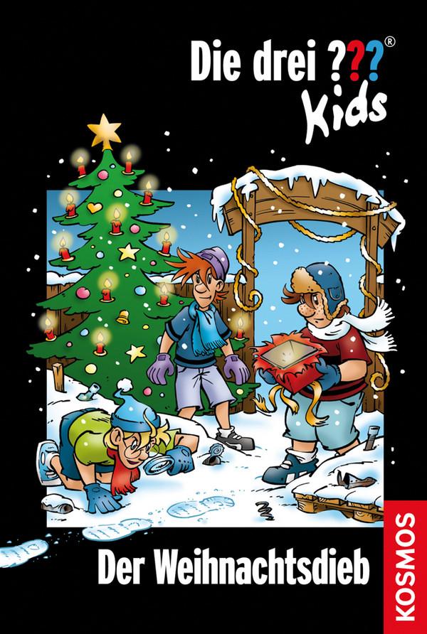 Die drei ??? Kids - Band 57: Der Weihnachtsdieb - Ulf Blanck