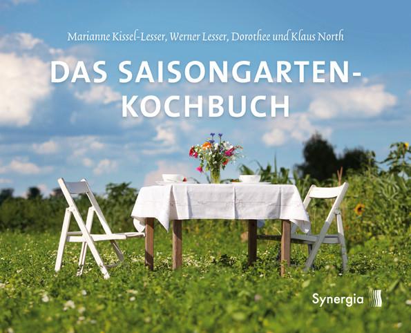 Das Saisongarten-Kochbuch - Kissel-Lesser, Mari...