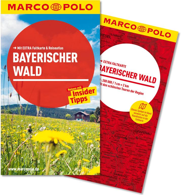 MARCO POLO Reiseführer Bayerischer Wald - Pierach, Christine