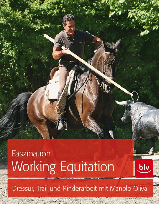 Faszination Working Equitation: Dressur, Trail und Rinderarbeit mit Manolo Oliva - Manolo Oliva Ramos