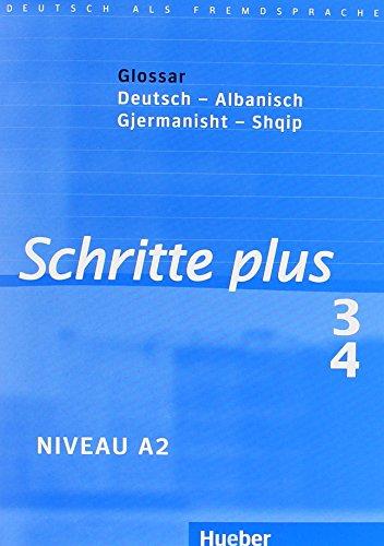 Schritte plus 3+4: Deutsch als Fremdsprache / G...