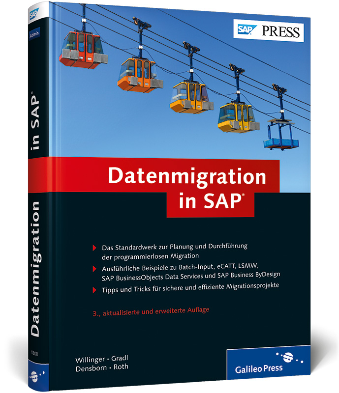 Datenmigration in SAP (SAP PRESS) - Willinger, ...
