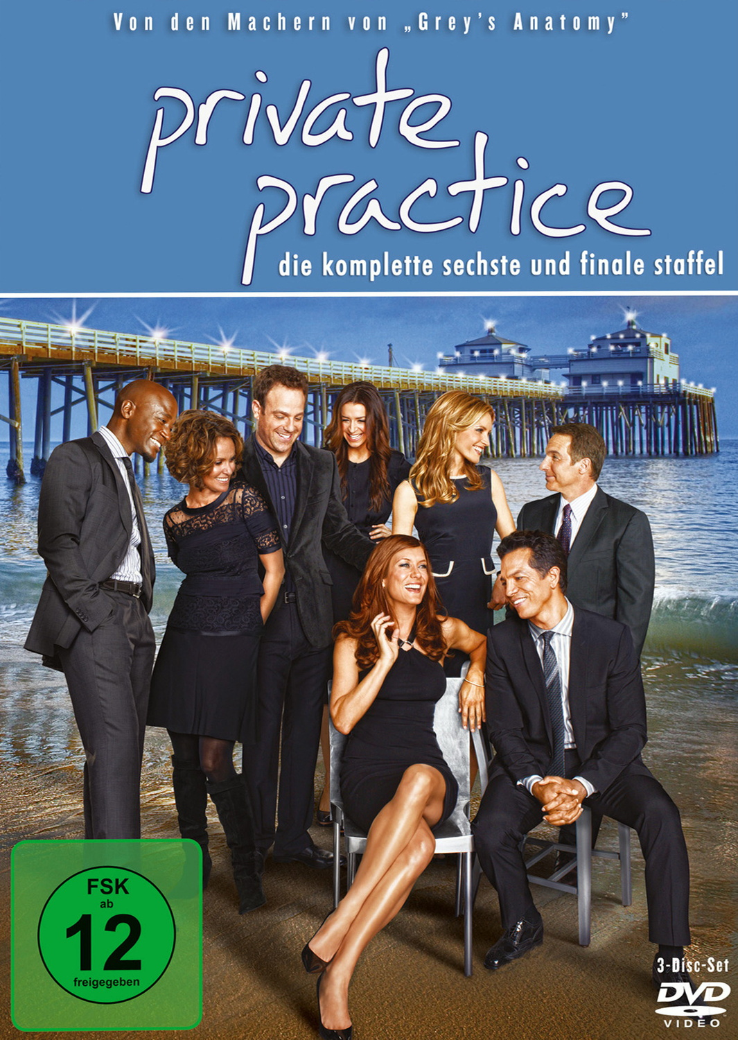 Private Practice: Staffel 6 [3 DVDs]