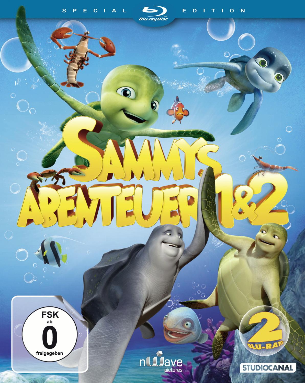 Sammys Abenteuer 1 & 2 [Special Edition]