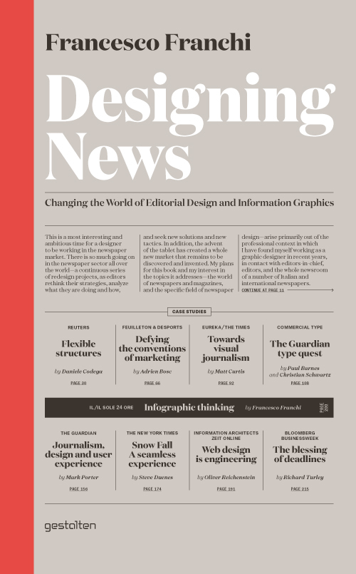 Designing News: Changing the World of Editorial...