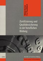 Zertifizierung und Qualitätssicherung in der be...
