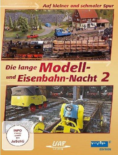 Die 2. lange Modell- und Eisenbahnacht - Auf kleiner schmaler Spur