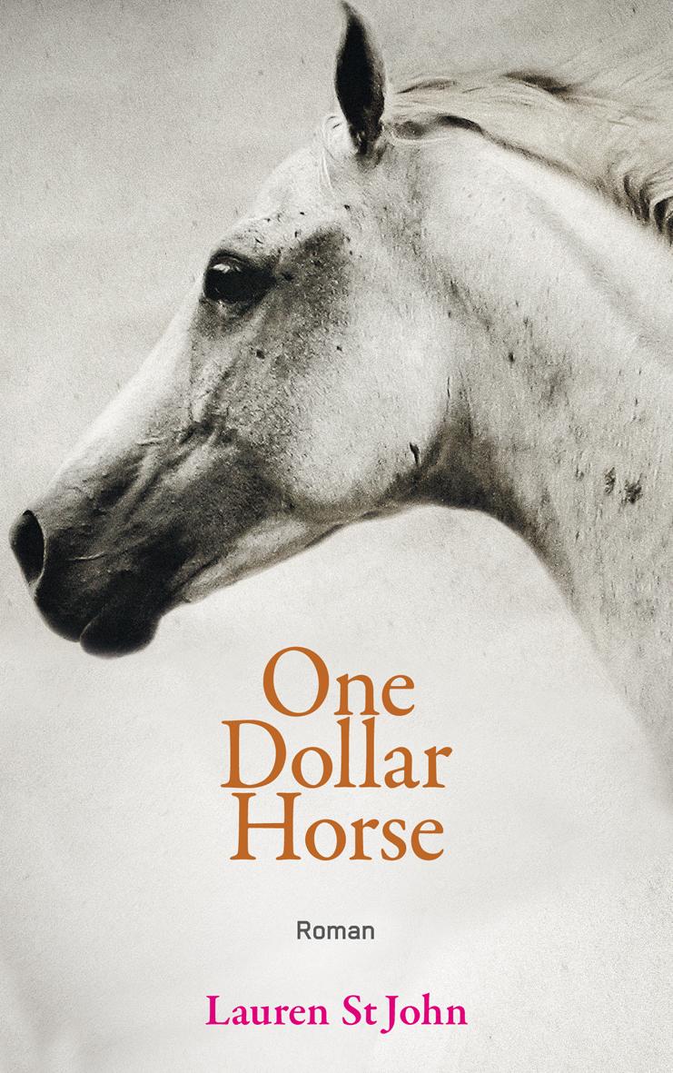 One Dollar Horse - St. John, Lauren