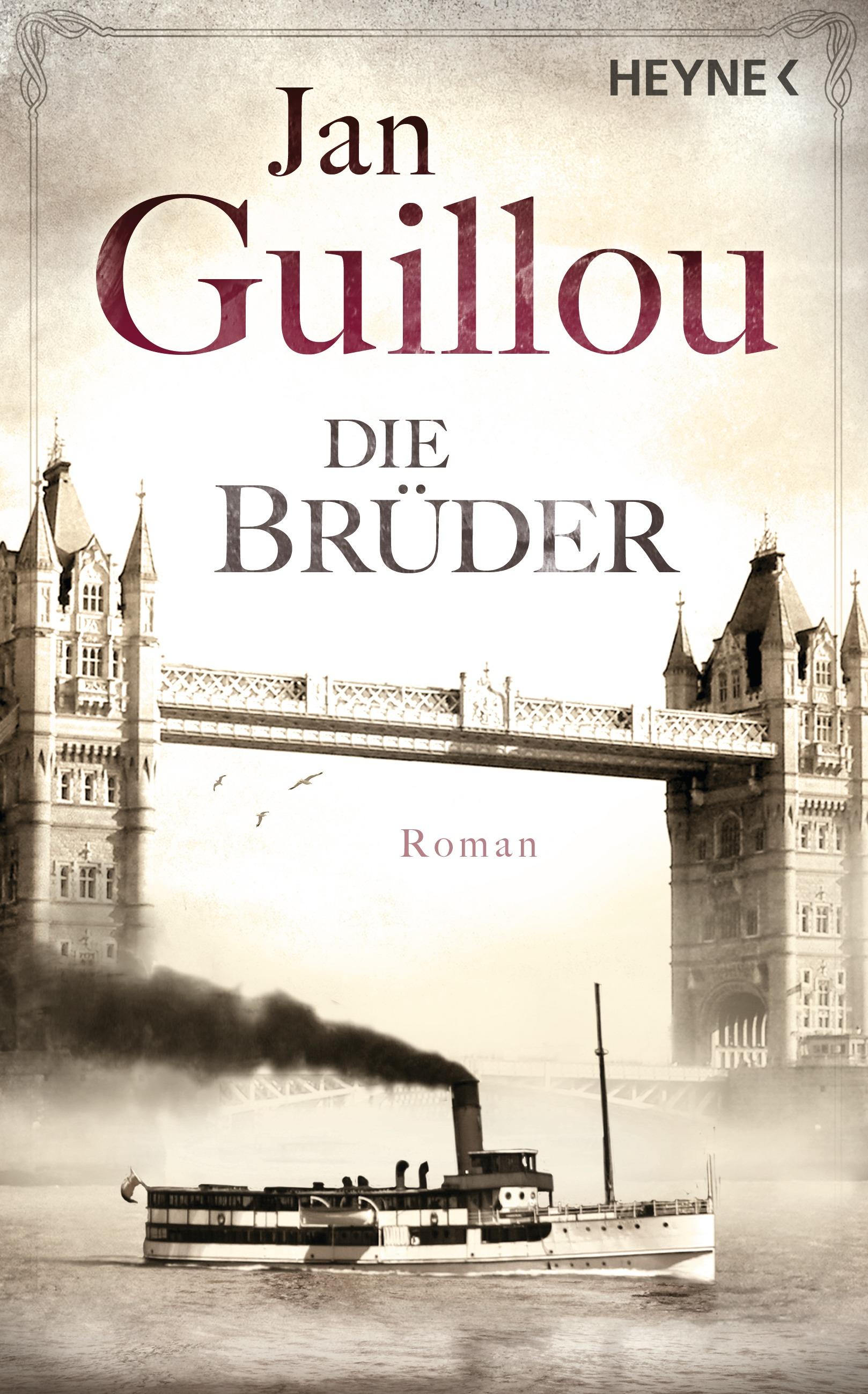 Die Brüder - Jan Guillou