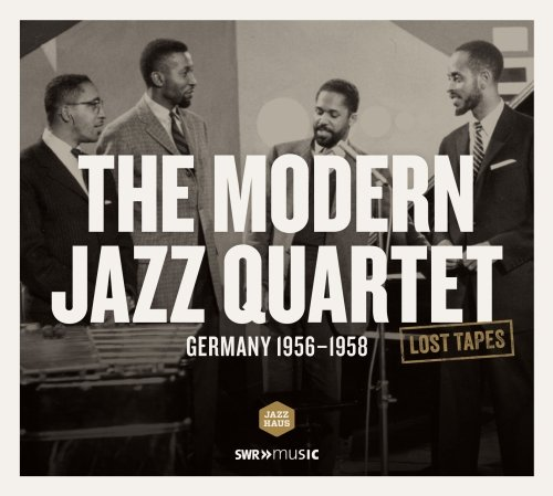 Modern Jazz Quartet,the - Lost Tapes-Germany 19...