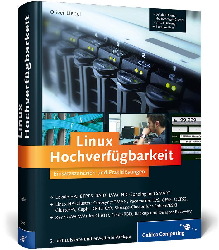 Linux Hochverfügbarkeit: Einsatzszenarien und P...
