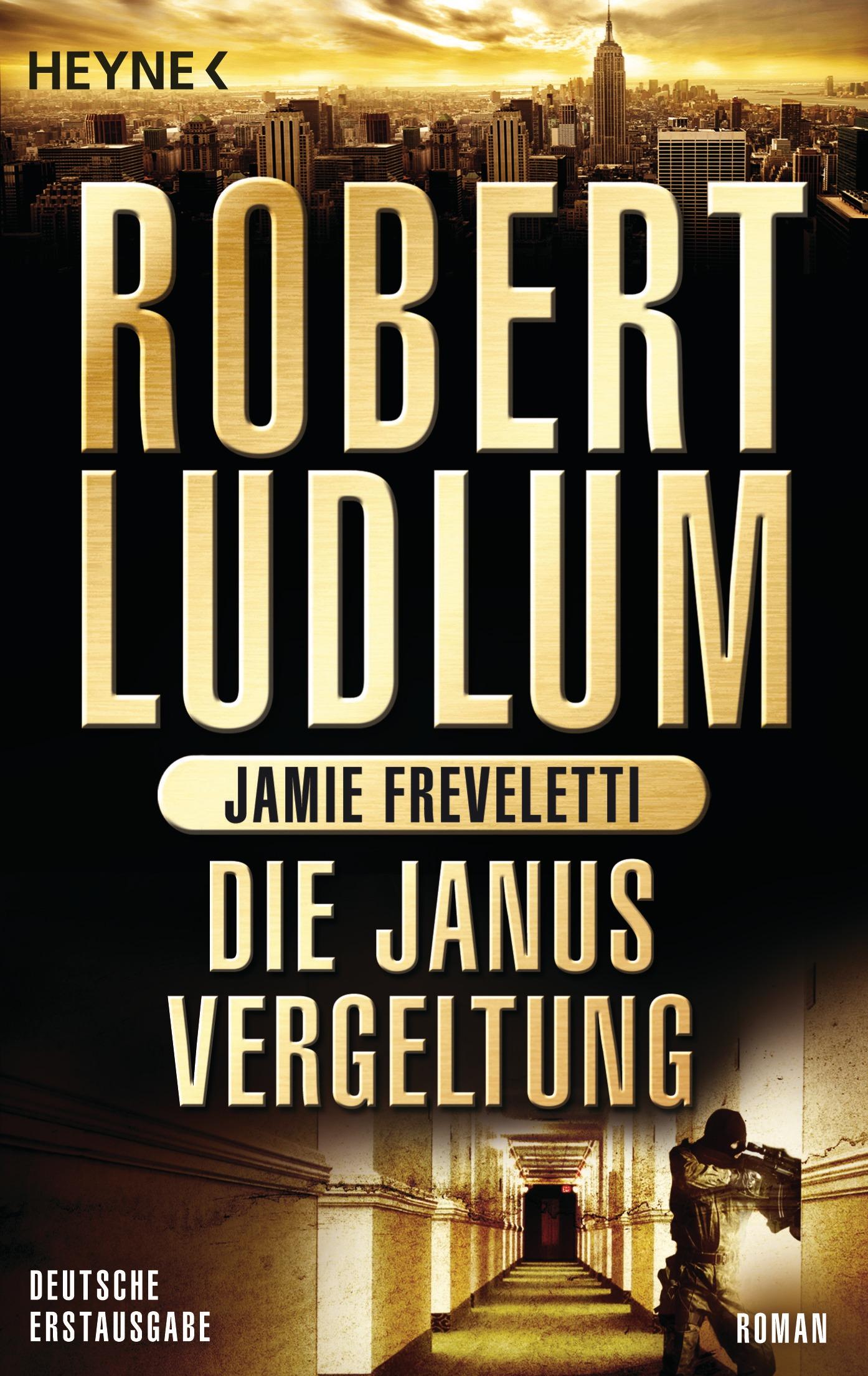Die Janus-Vergeltung - Robert Ludlum