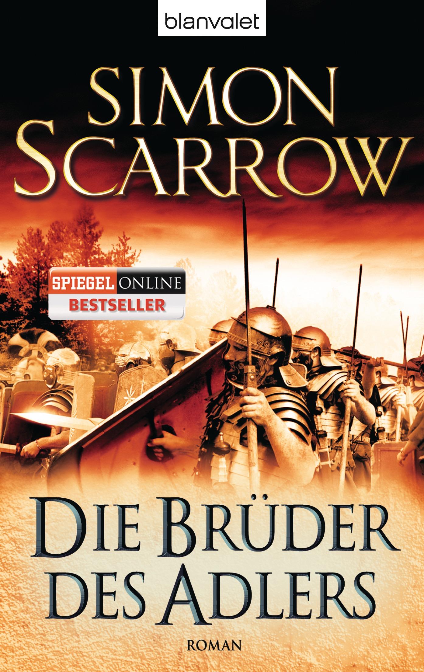Die Rom-Serie - Band 4: Die Brüder des Adlers - Simon Scarrow