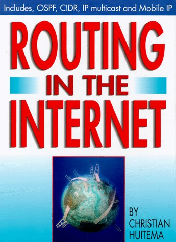 Routing in the Internet - Huitema, Christian
