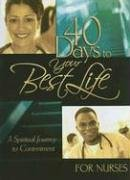40 Days to Your Best Life for Nurses - Honor Books
