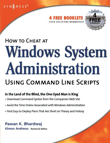 How to Cheat at Windows System Administration U...