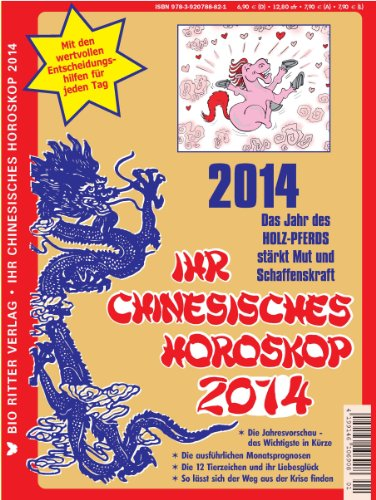 Ihr Chinesisches Horoskop 2014 - Daniela Herzberg