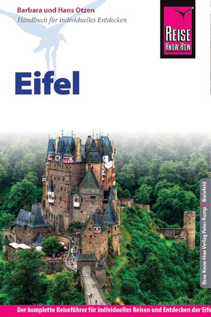 Reise Know-How Eifel: Reiseführer für individid...