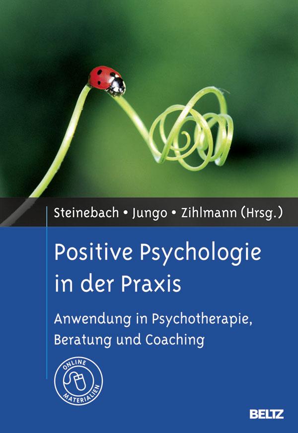 Positive Psychologie in der Praxis: Anwendung in Psychotherapie, Beratung und Coaching - Christoph Steinebach [Gebundene