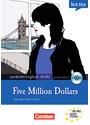 Lextra - Englisch - Lernthriller: B1-B2 - Five Million Dollars: Krimi-Lektüre mit MP3-Hörbuch: Lektüre mit Hörbuch. Europäischer Referenzrahmen: B1/B2 - Singleton, Ken
