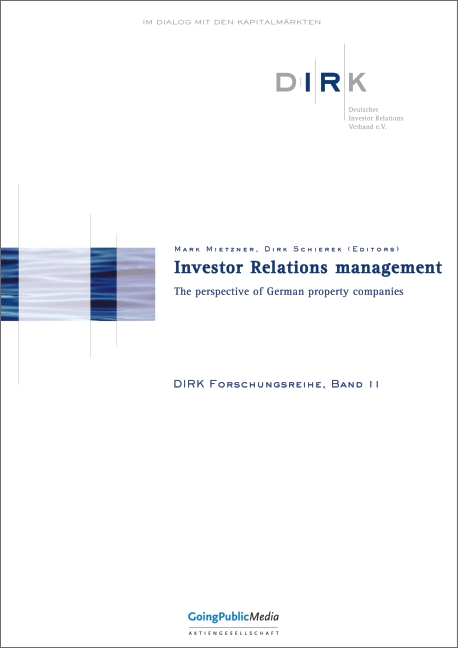 Investor Relations managment: The Perspective o...