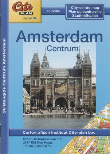 Amsterdam centrum / pocket editie / druk 1